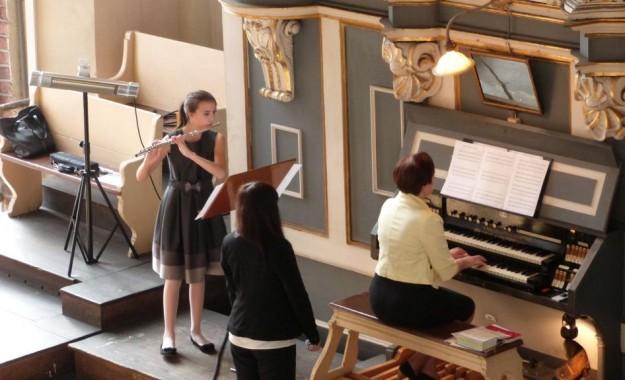 Koncert w Kościele Ewangelickim