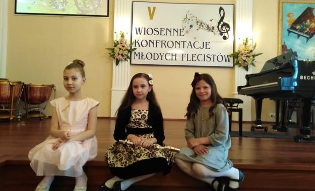 V Wiosenne Konfrontacje Młodych Flecistów w Lublińcu-GALERIA